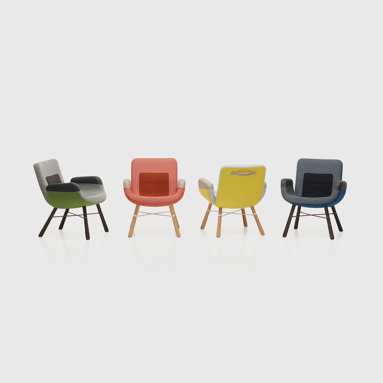 East River Chairs, Group