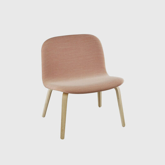 Visu Lounge Chair, Upholstered