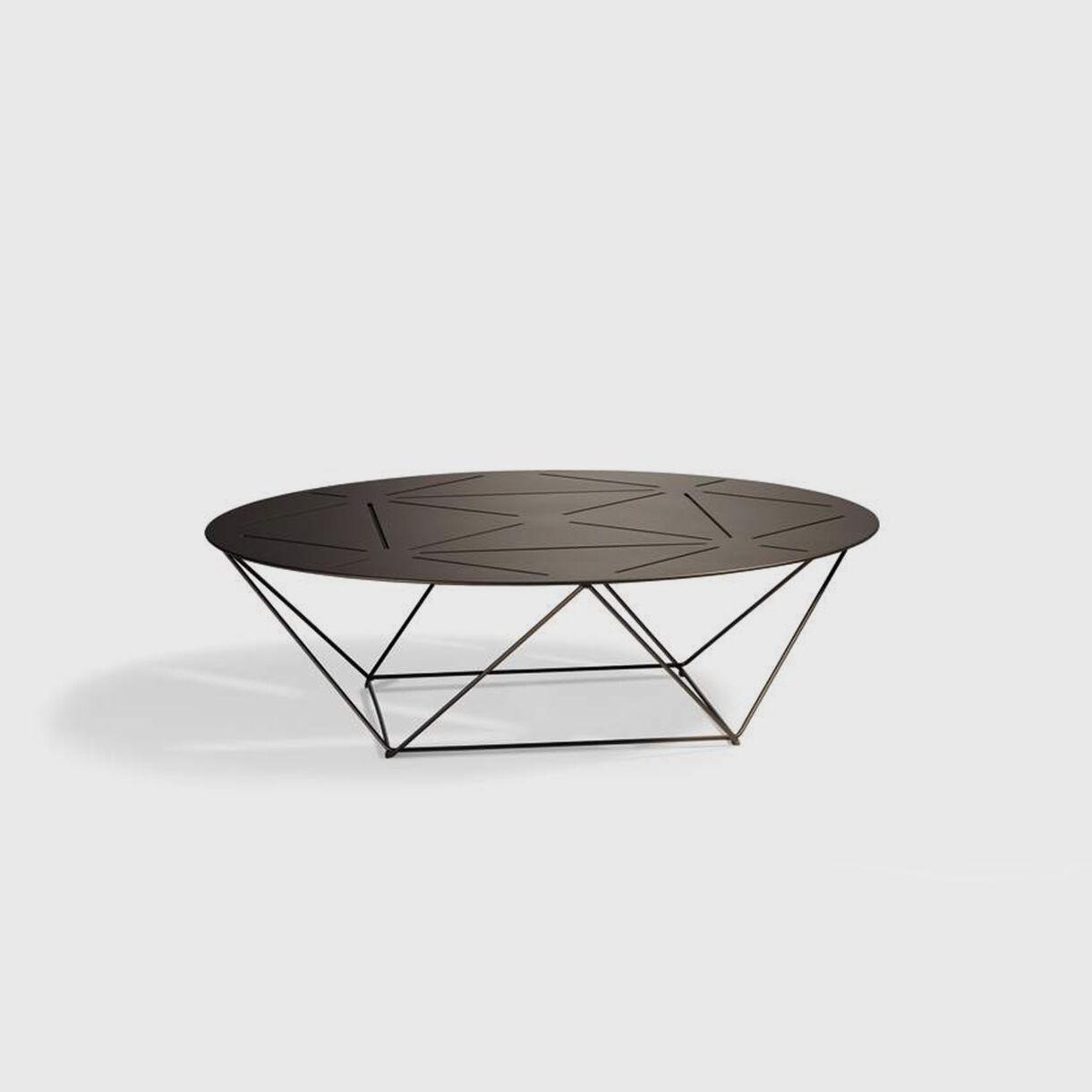 Joco Coffee Table, Bronze