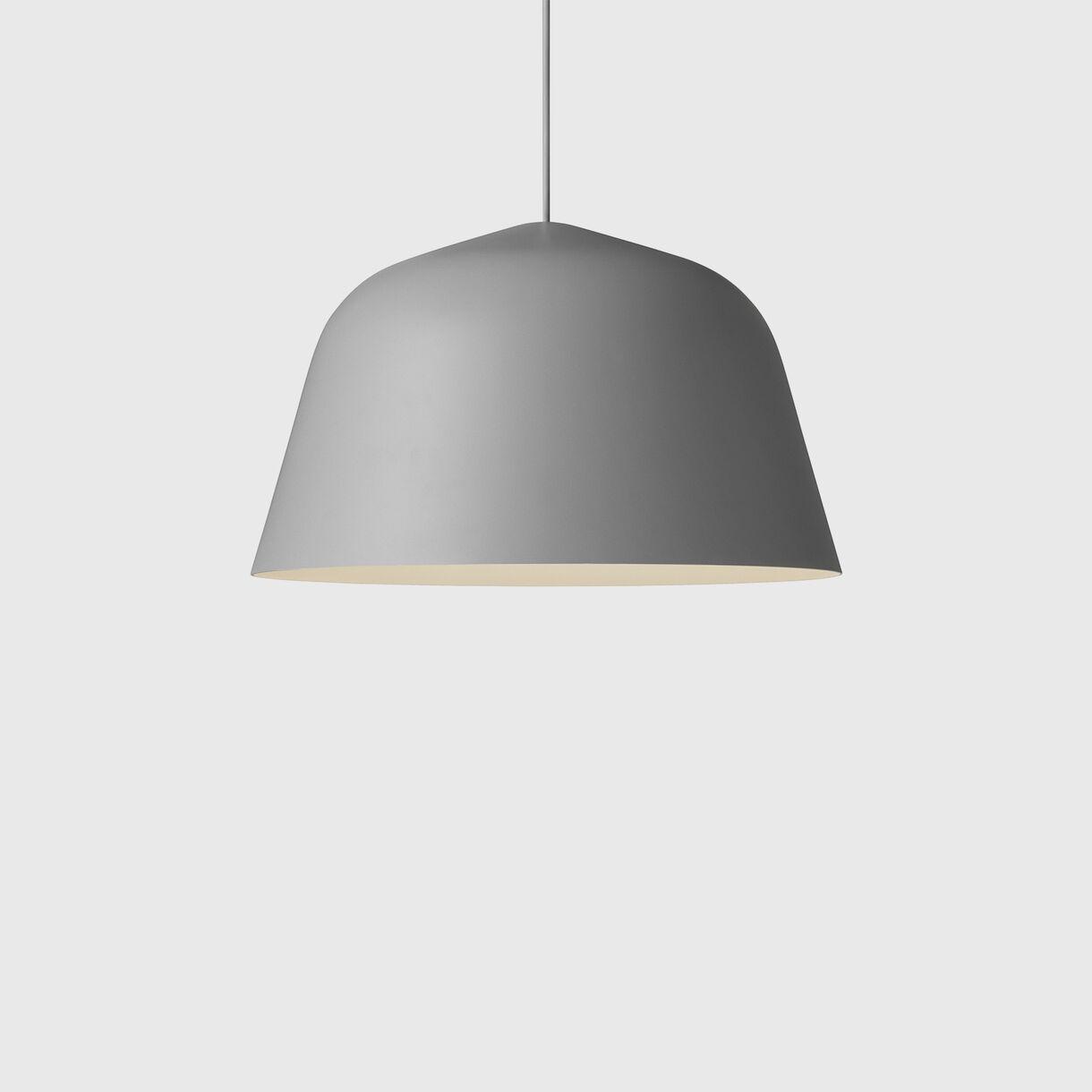 Ambit Pendant Lamp, Large, Grey