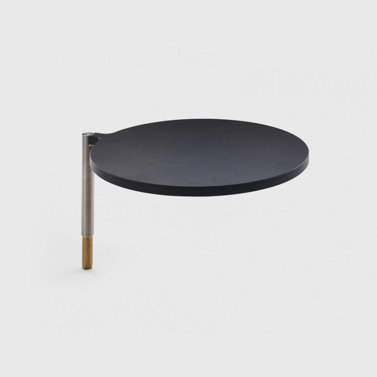 Sol+Luna Tapa Table, Black
