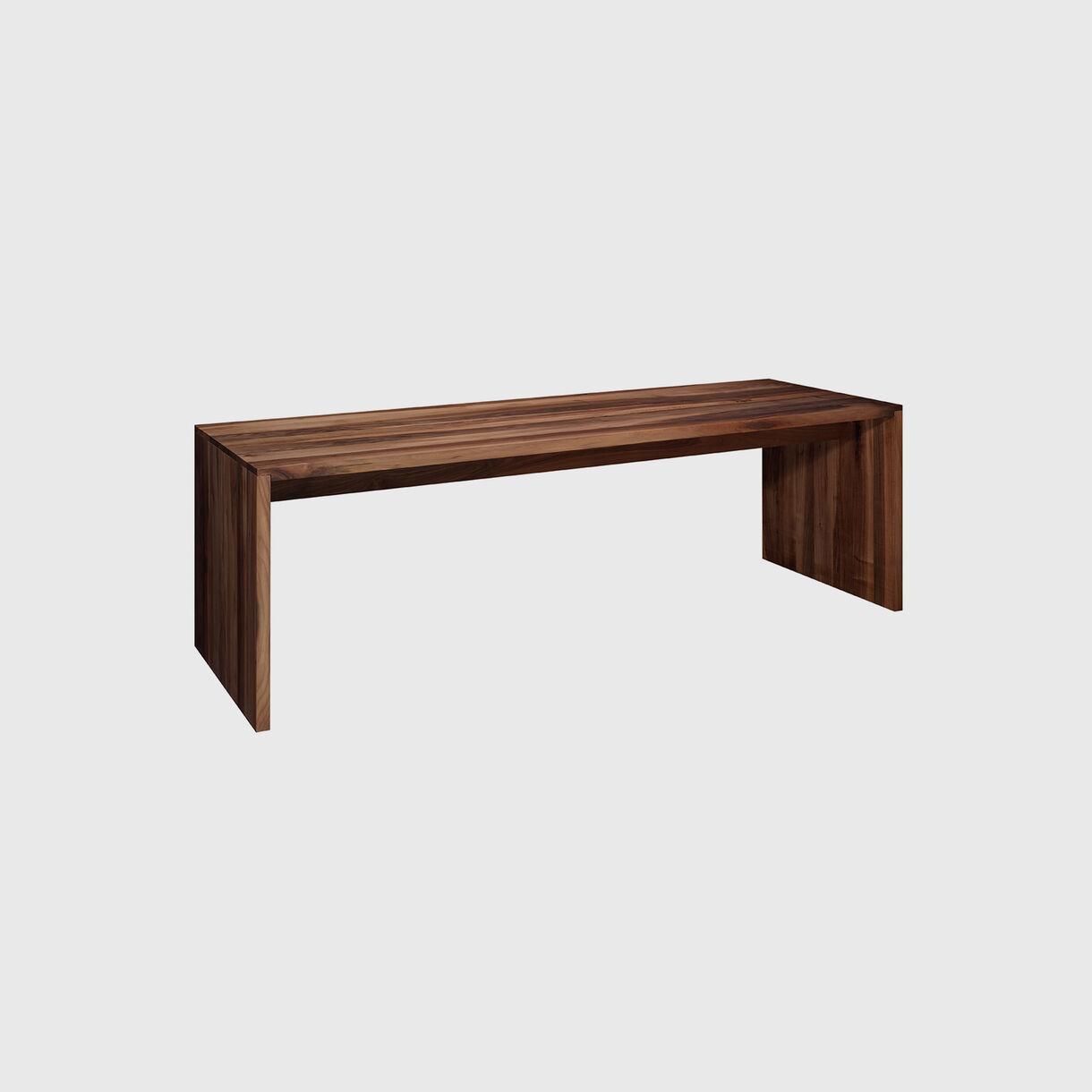 Ponte Table, European Walnut