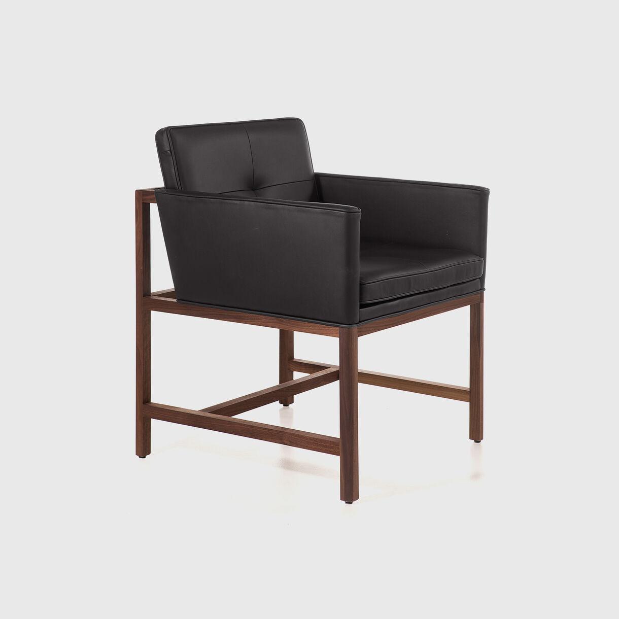 Woodframe Side Chair