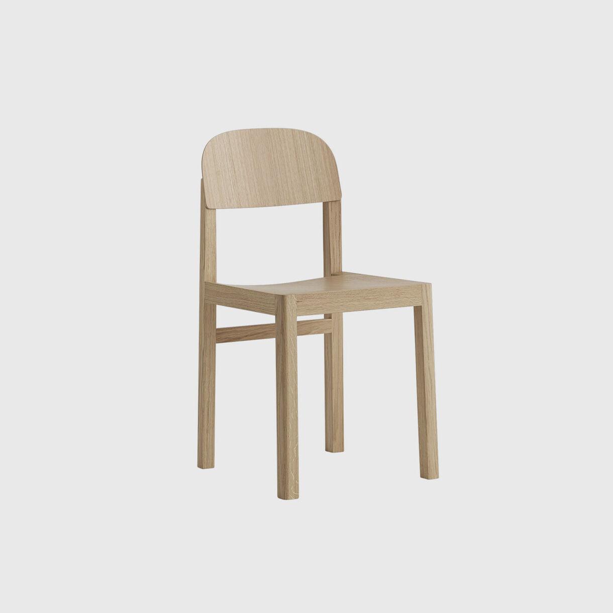 Workshop Chair, Oak