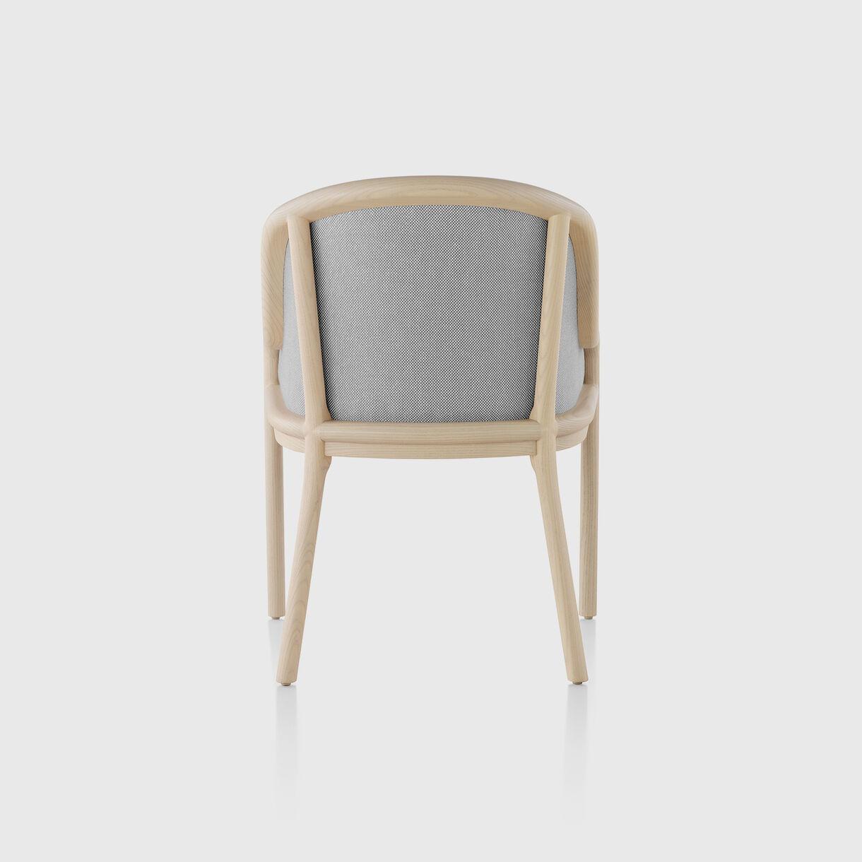 Landmark Low Arm Chair, Upholstered