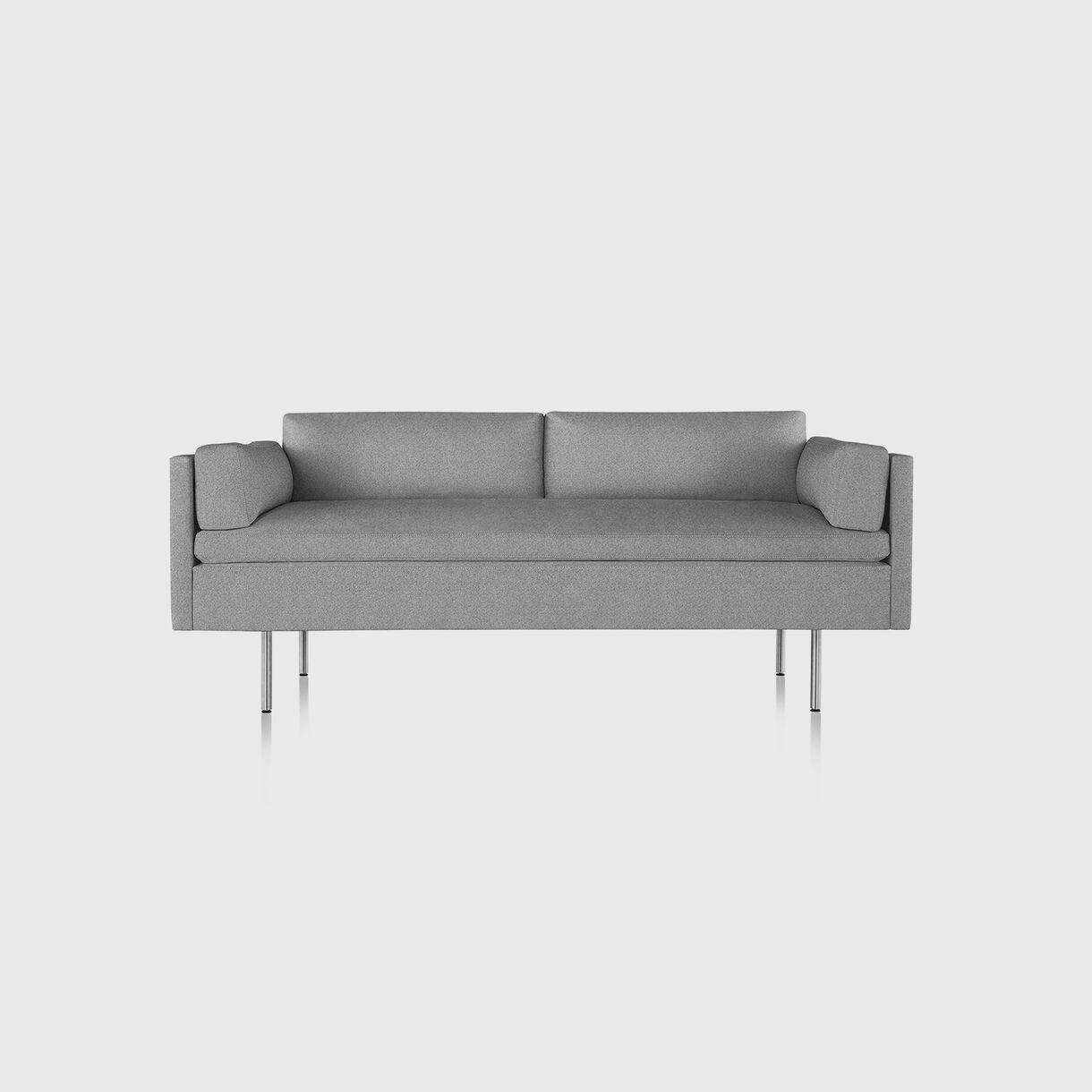 Bolster Sofa, 2 Seater