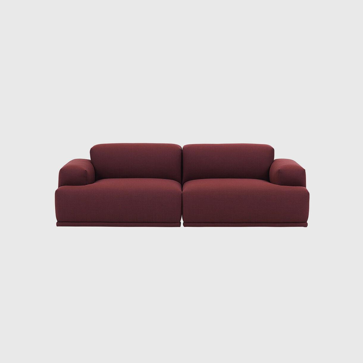 Connect Sofa, 2 Seater, Rime 591