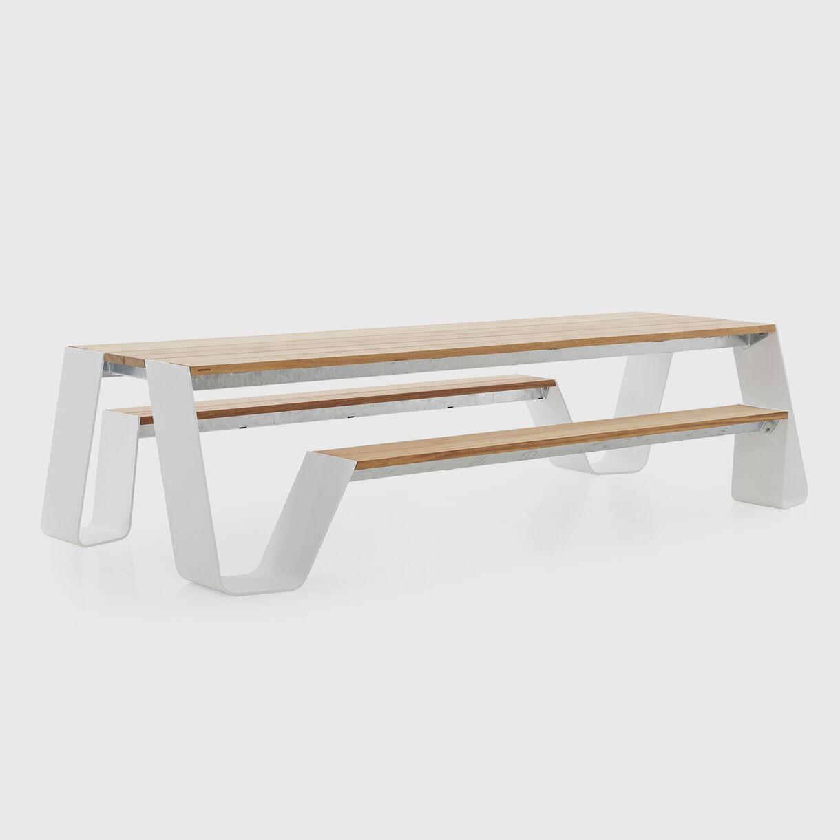 Hopper Picnic Table