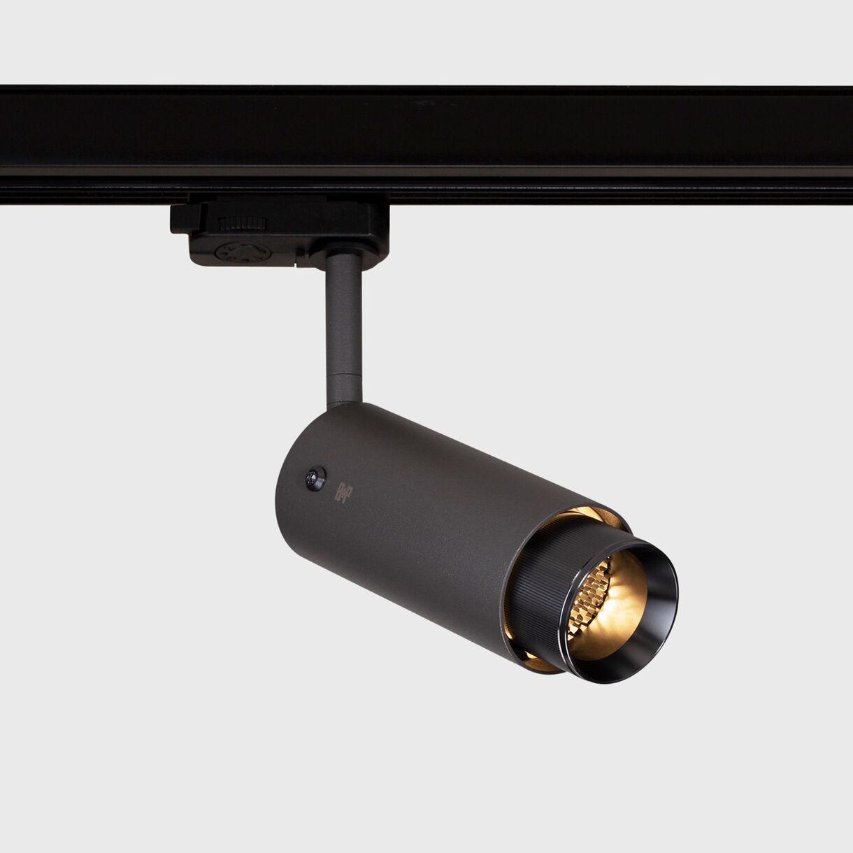 Exhaust Track Light, Graphite & Gunmetal