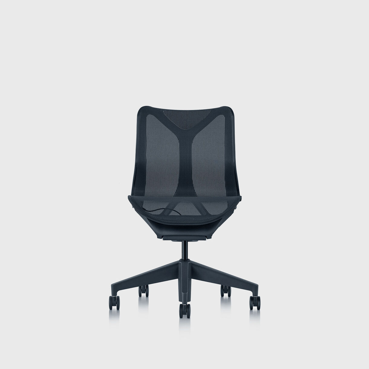 Cosm Chair, Nightfall - Low Back - No Arms