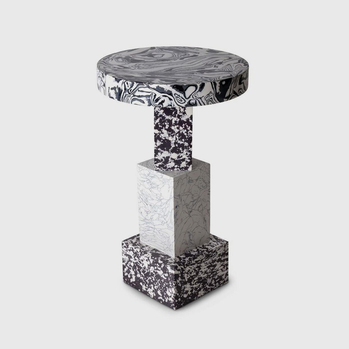 Swirl Table, Tall