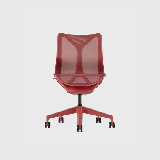 Cosm Chair, Canyon, Low Back, No Arms