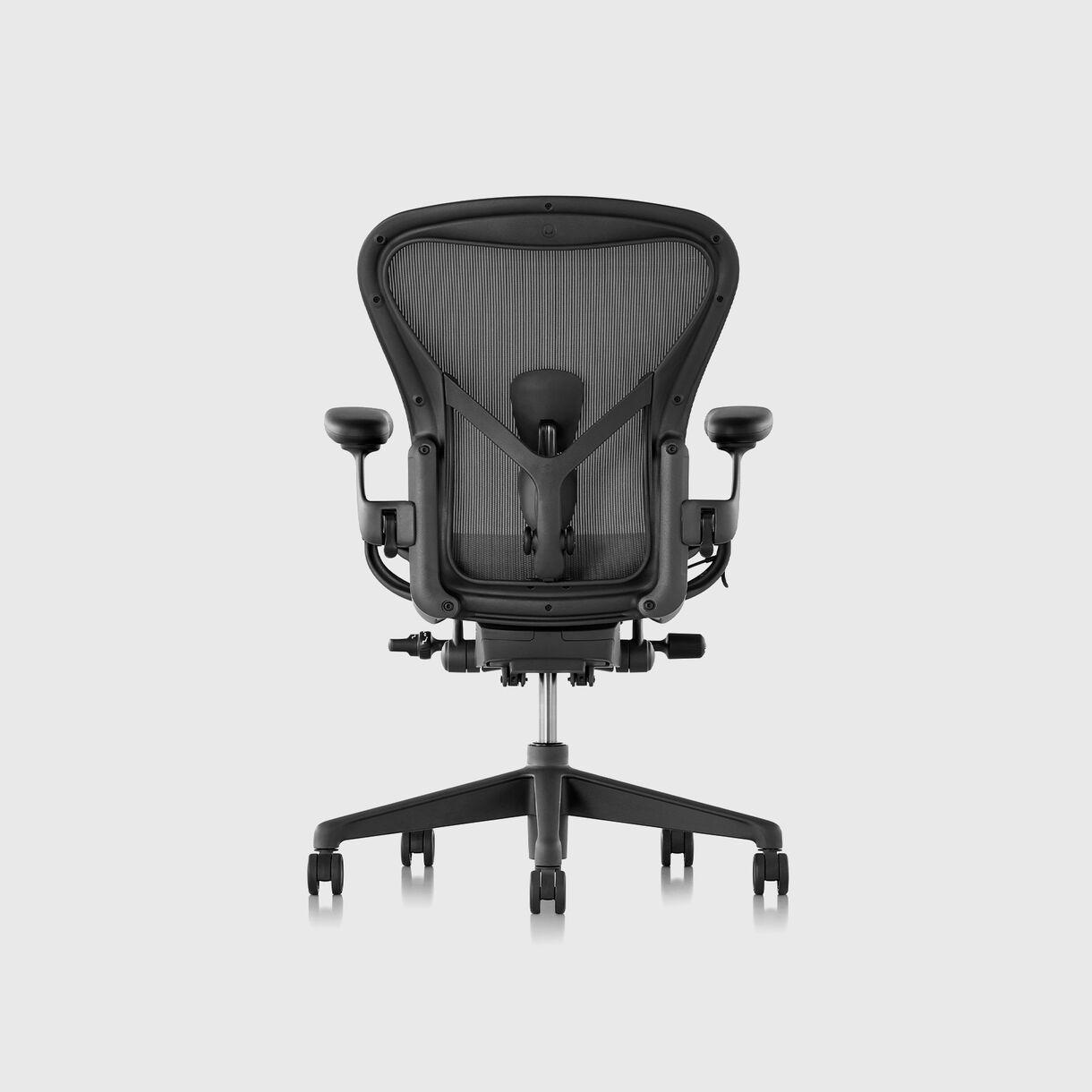 Aeron Chair Remastered, Graphite