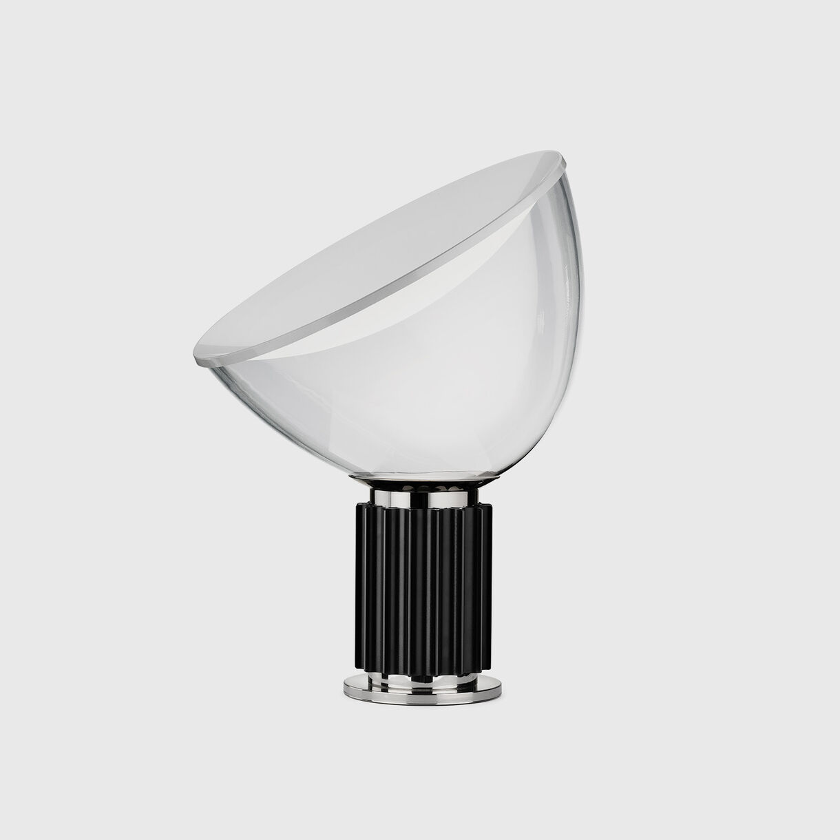 Taccia Table Lamp, Small, Black