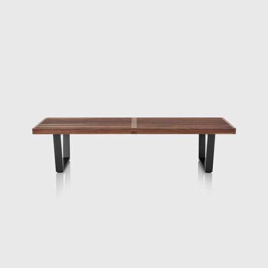 Nelson™ Platform Bench, Wood Base
