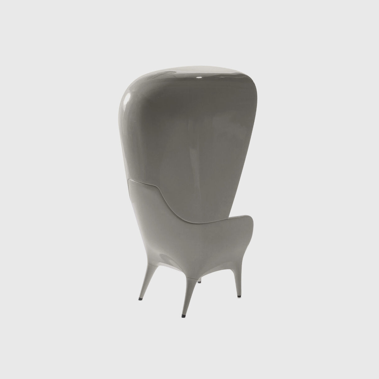 Showtime Poltrona Armchair, Indoor, Grey