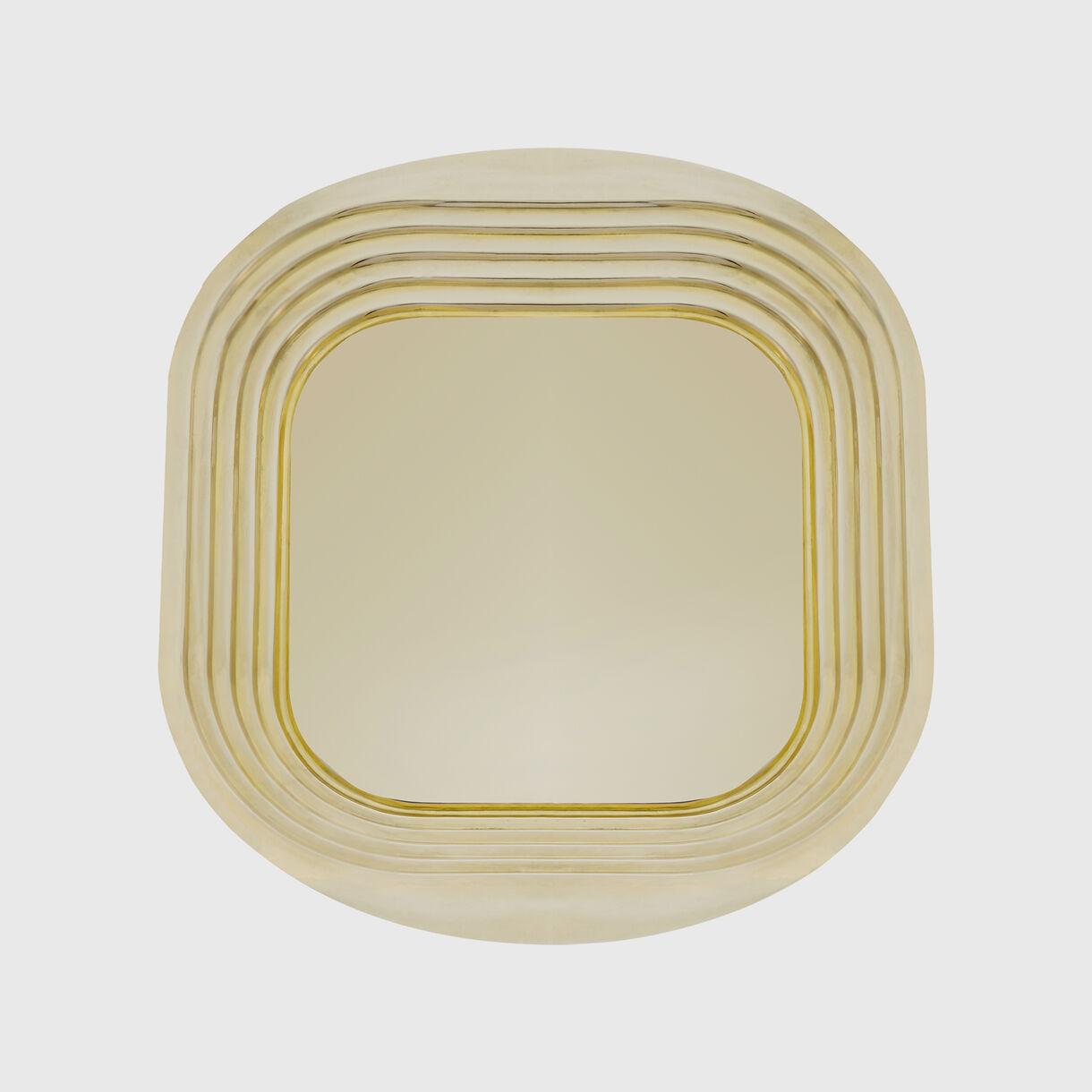 Form Tray, Brass