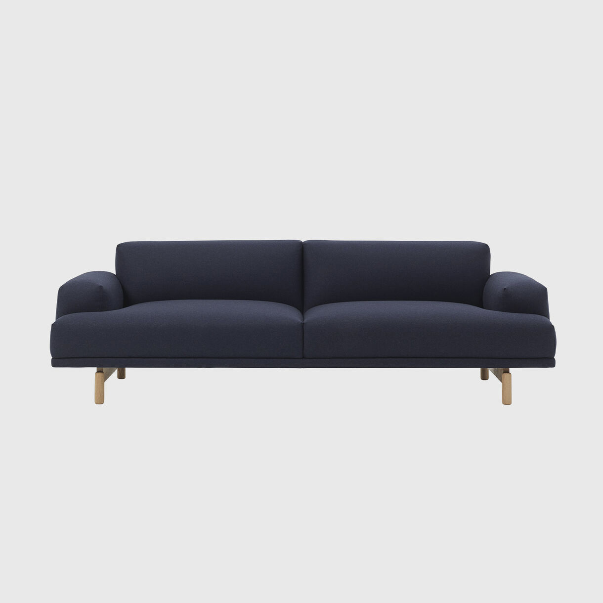 Compose Sofa, 3 Seater, Wooly 1007