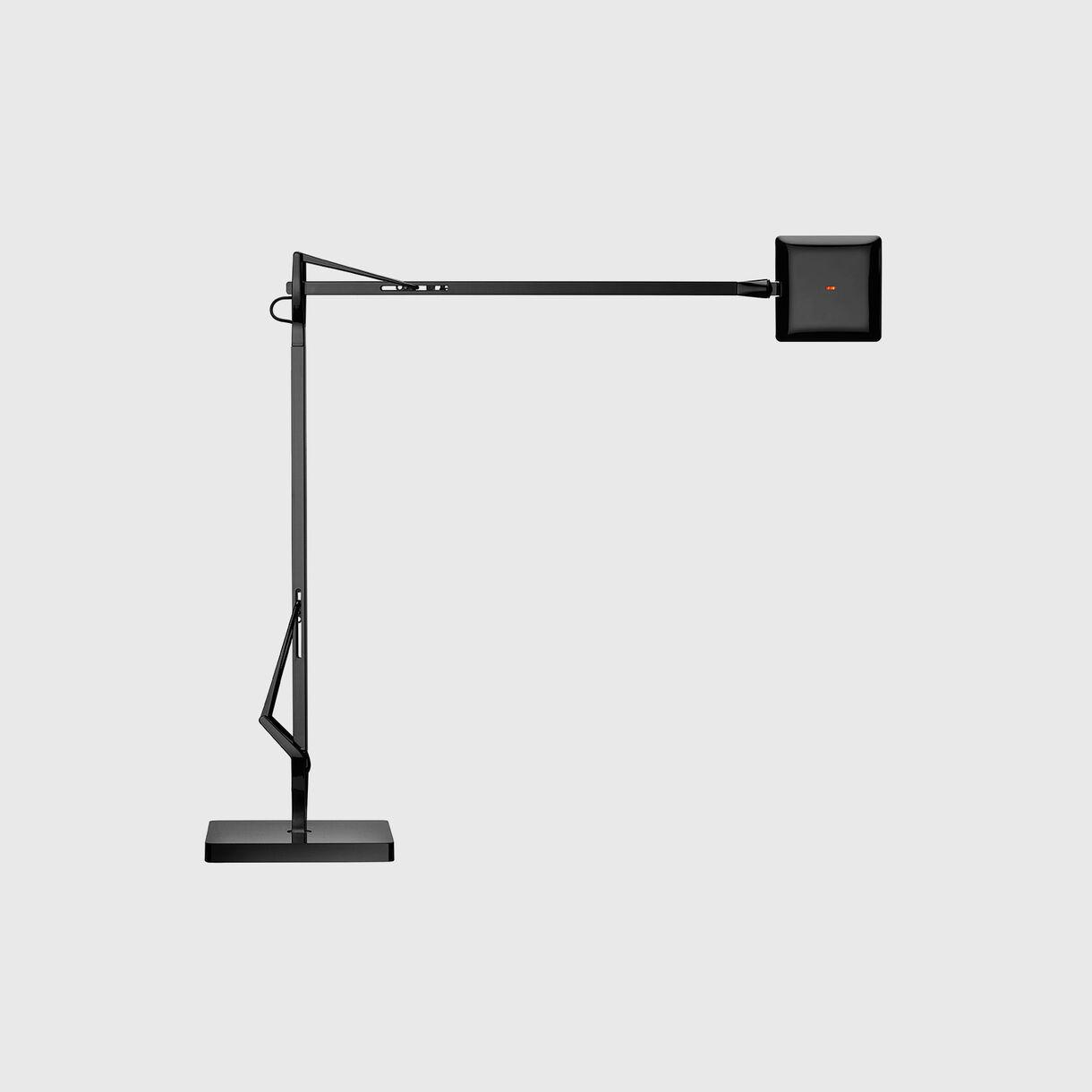 Kelvin Edge Base Lamp, Black