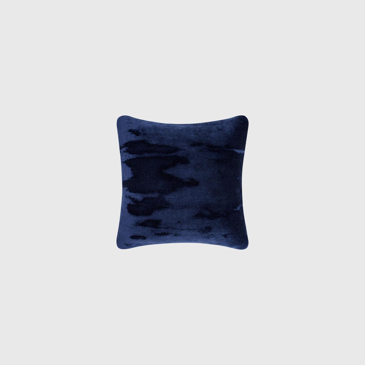 Soft Cushion, Blue
