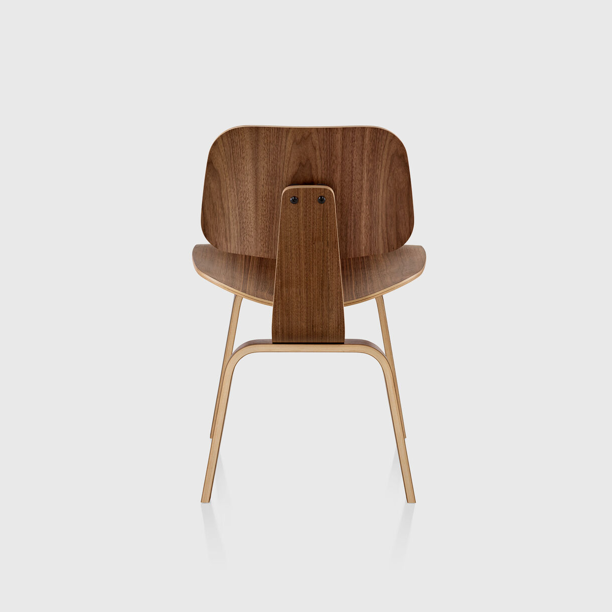 Eames Moulded Plywood Dining Chair, Walnut