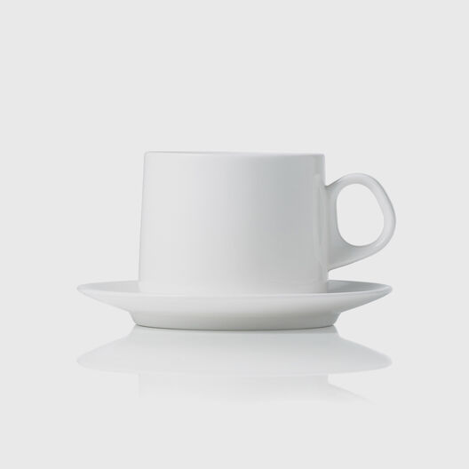 David Caon by Noritake Cup and Saucer Pair