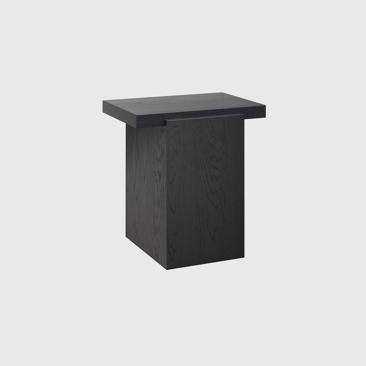 Tore Side Table, Small, Black