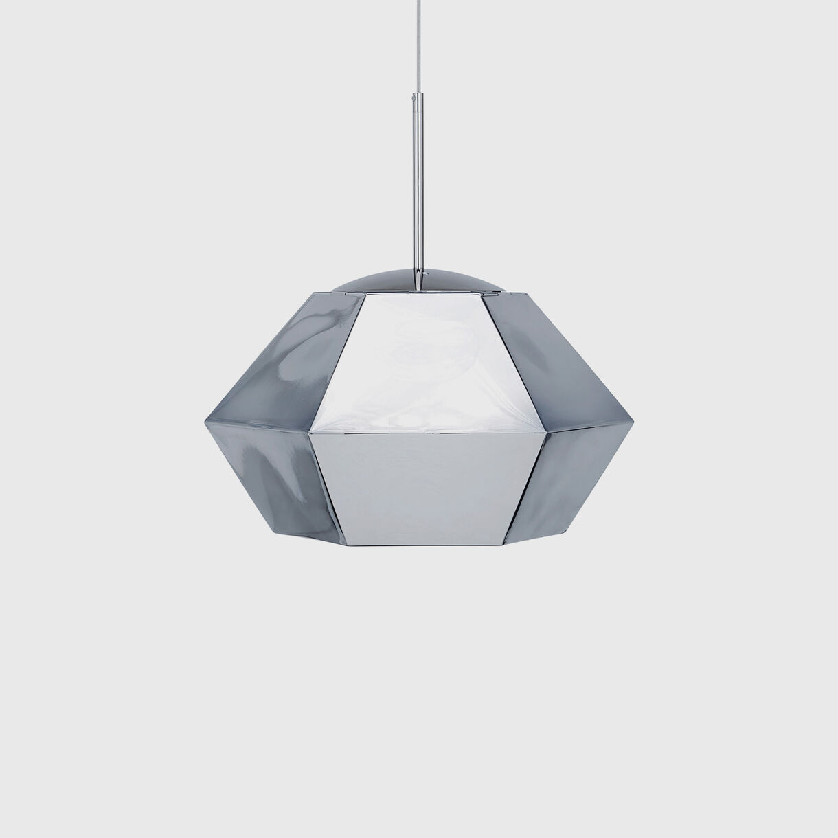 Cut Pendant Lamp, Short