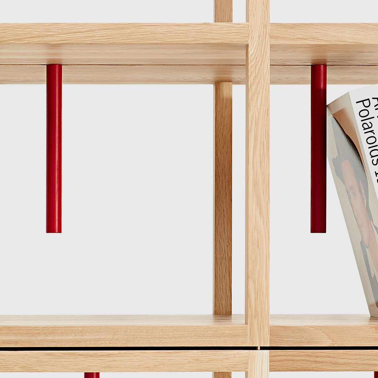 Stap Bookcase, American Oak