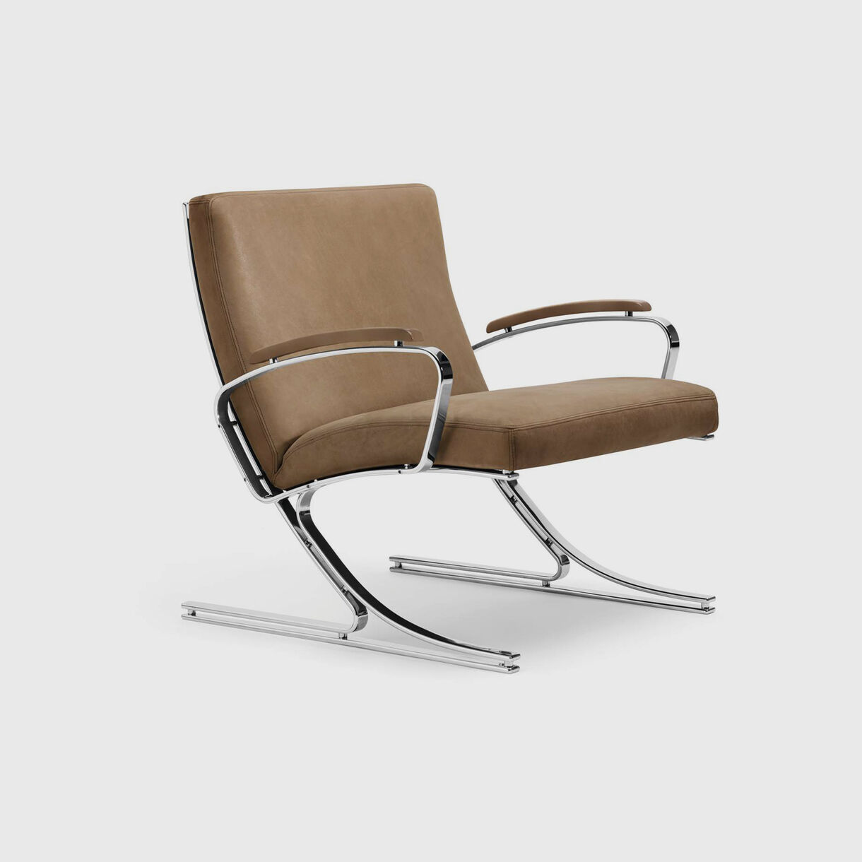 Berlin Chair with Armrests