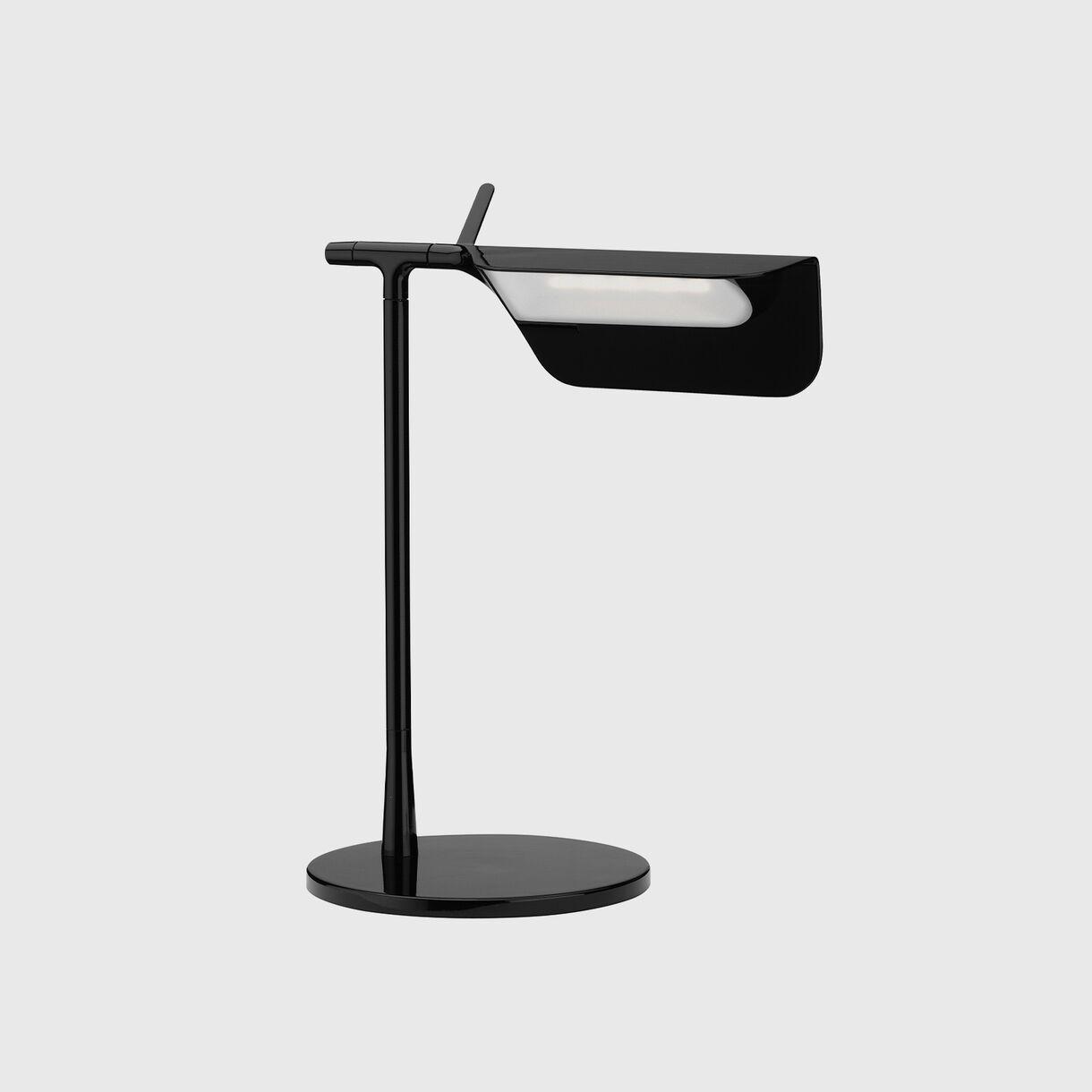 Tab Table Lamp, Black