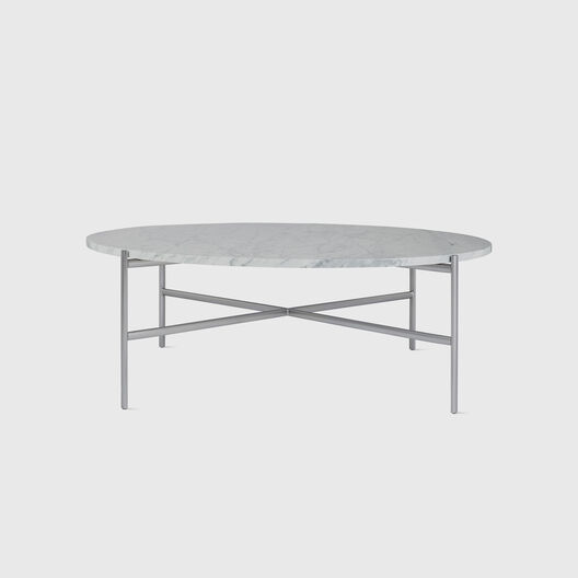 Sylvain Outline Round Coffee Table