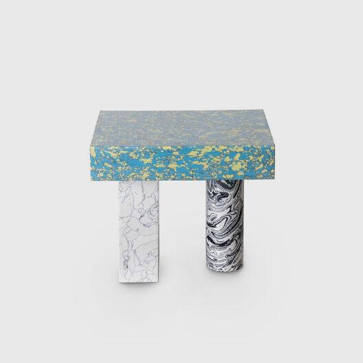 Swirl Table, Low