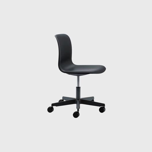 SixE Side Chair Swivel Base