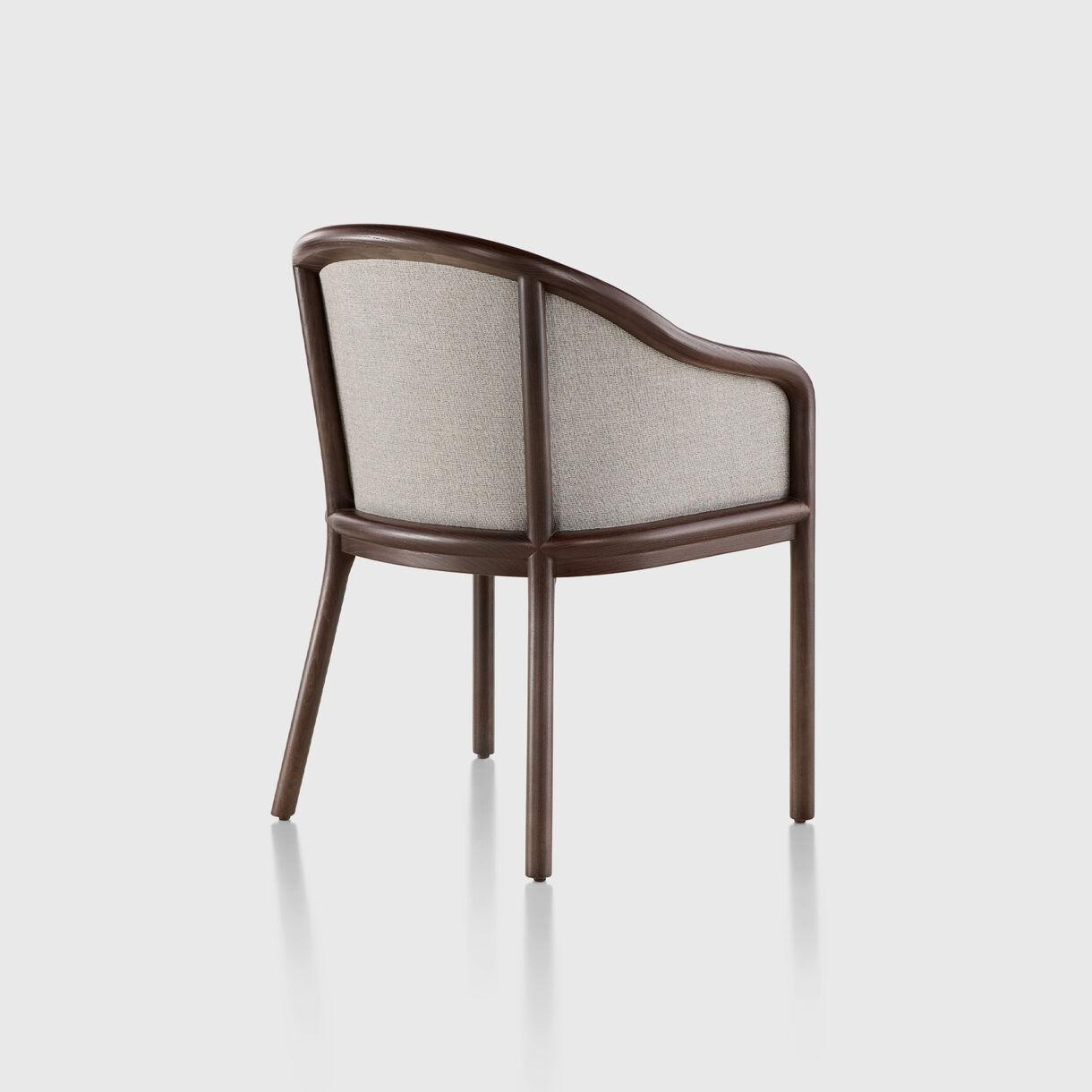 Landmark Chair, Upholstered
