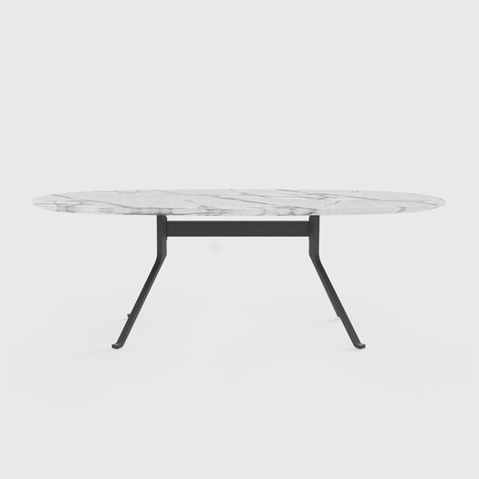 Blink Oval Dining Table