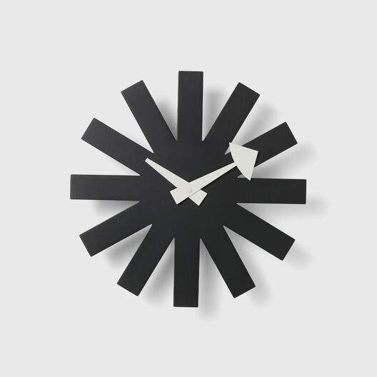 Asterisk Wall Clock