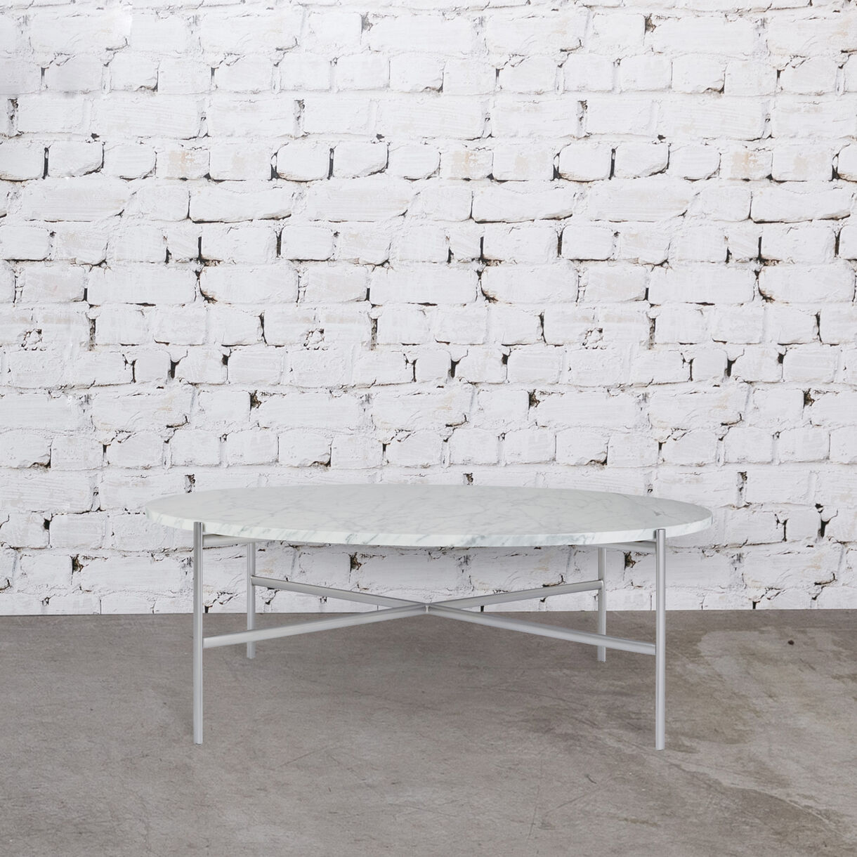 Sylvian Outline Round Coffee Table