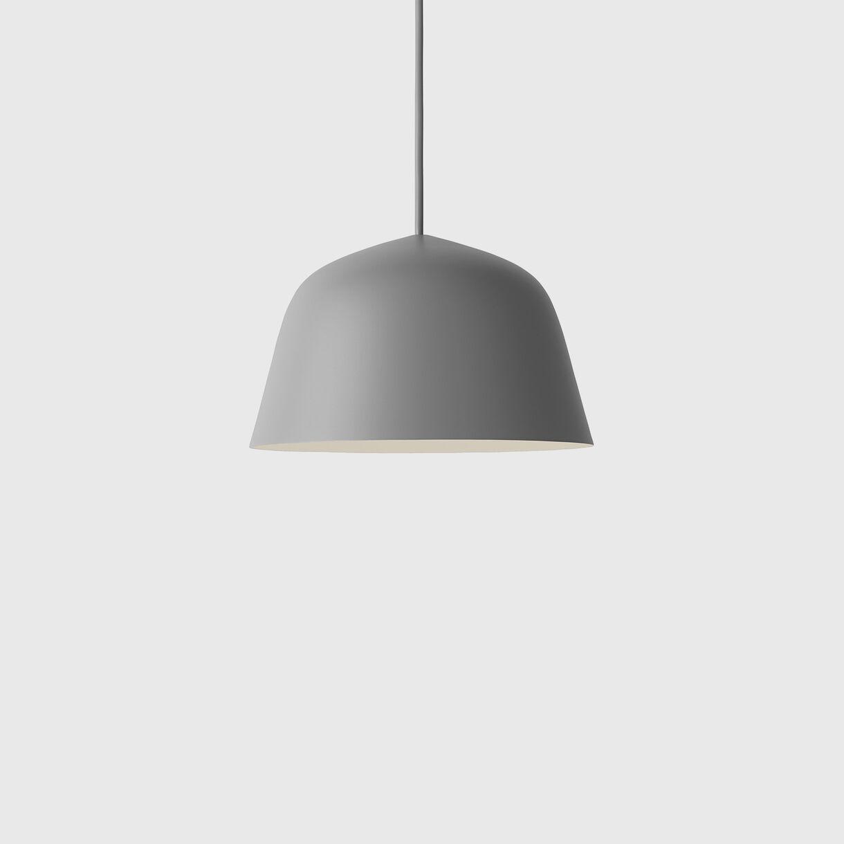 Ambit Pendant Lamp, Medium, Grey