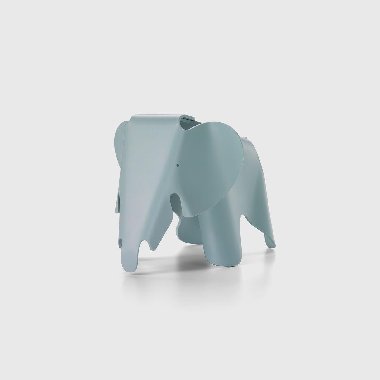 Eames Elephant Small, Ice Grey