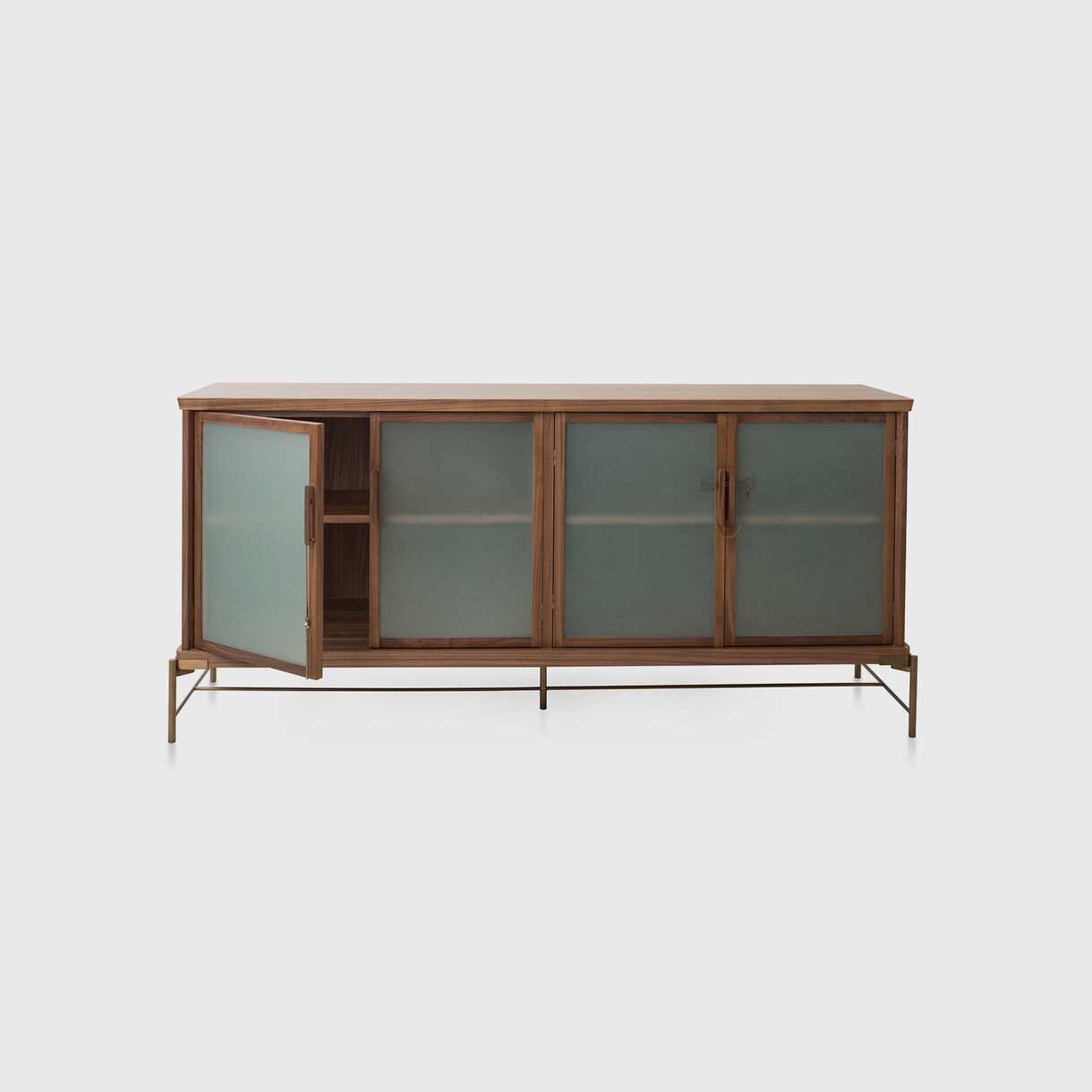 Dowry Cabinet II, Frosted Glass