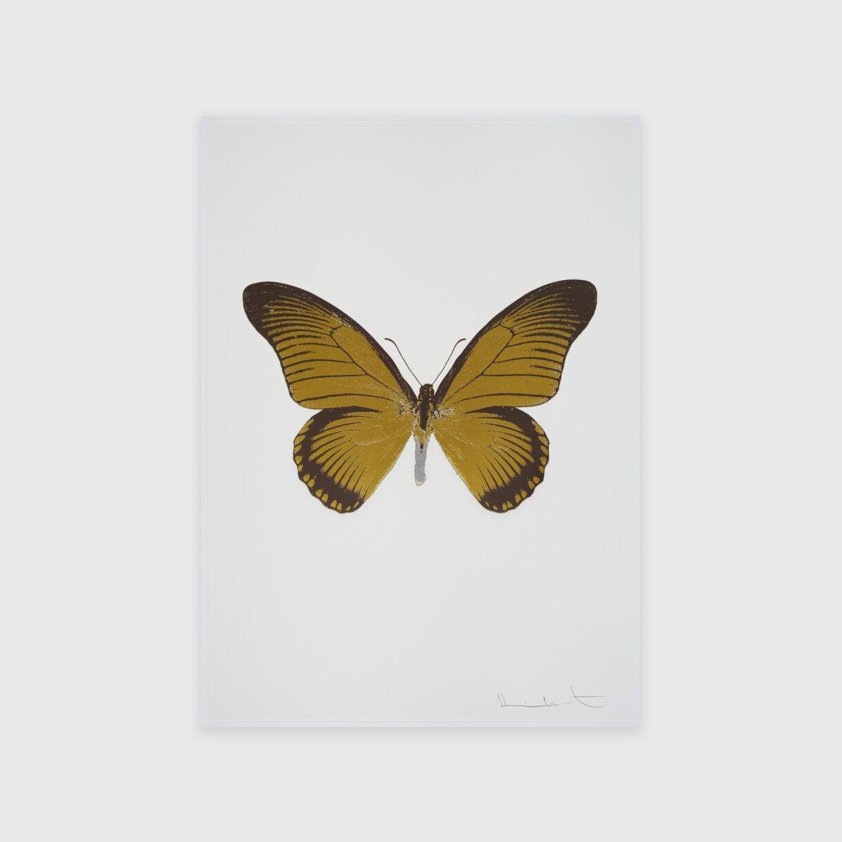 The Souls IV – Oriental Gold, Gunmetal, Silver Gloss, Damien Hirst