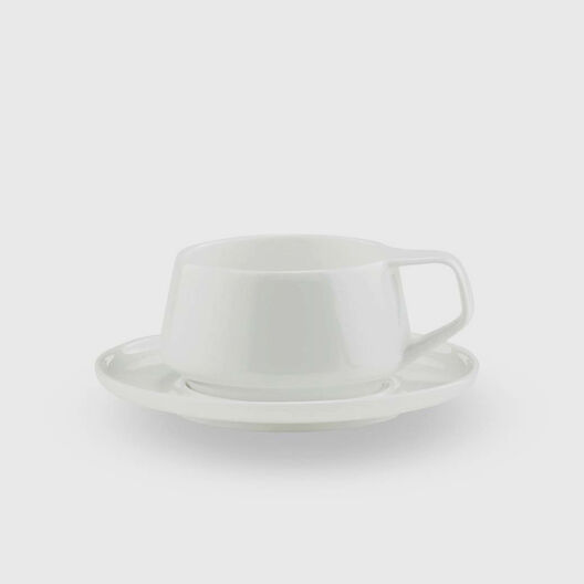 Marc Newson by Noritake Cup & Saucer Set