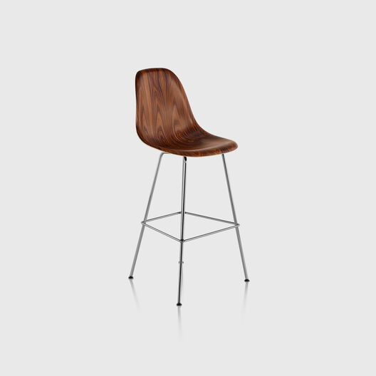 Eames® Moulded Wood Stool