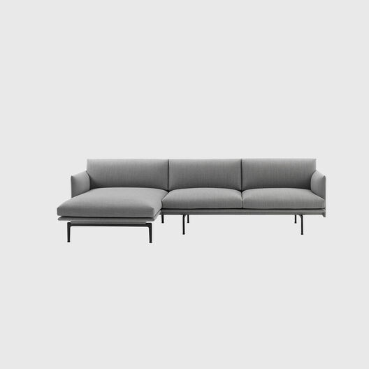 Outline Chaise Sofa