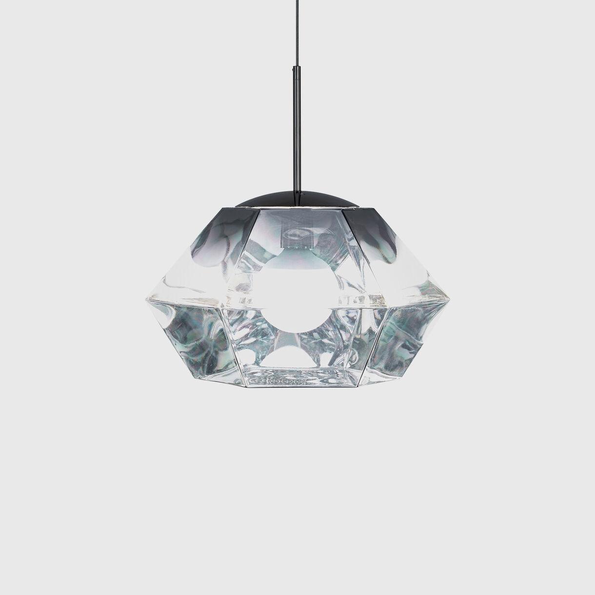 Cut Pendant Lamp, Short