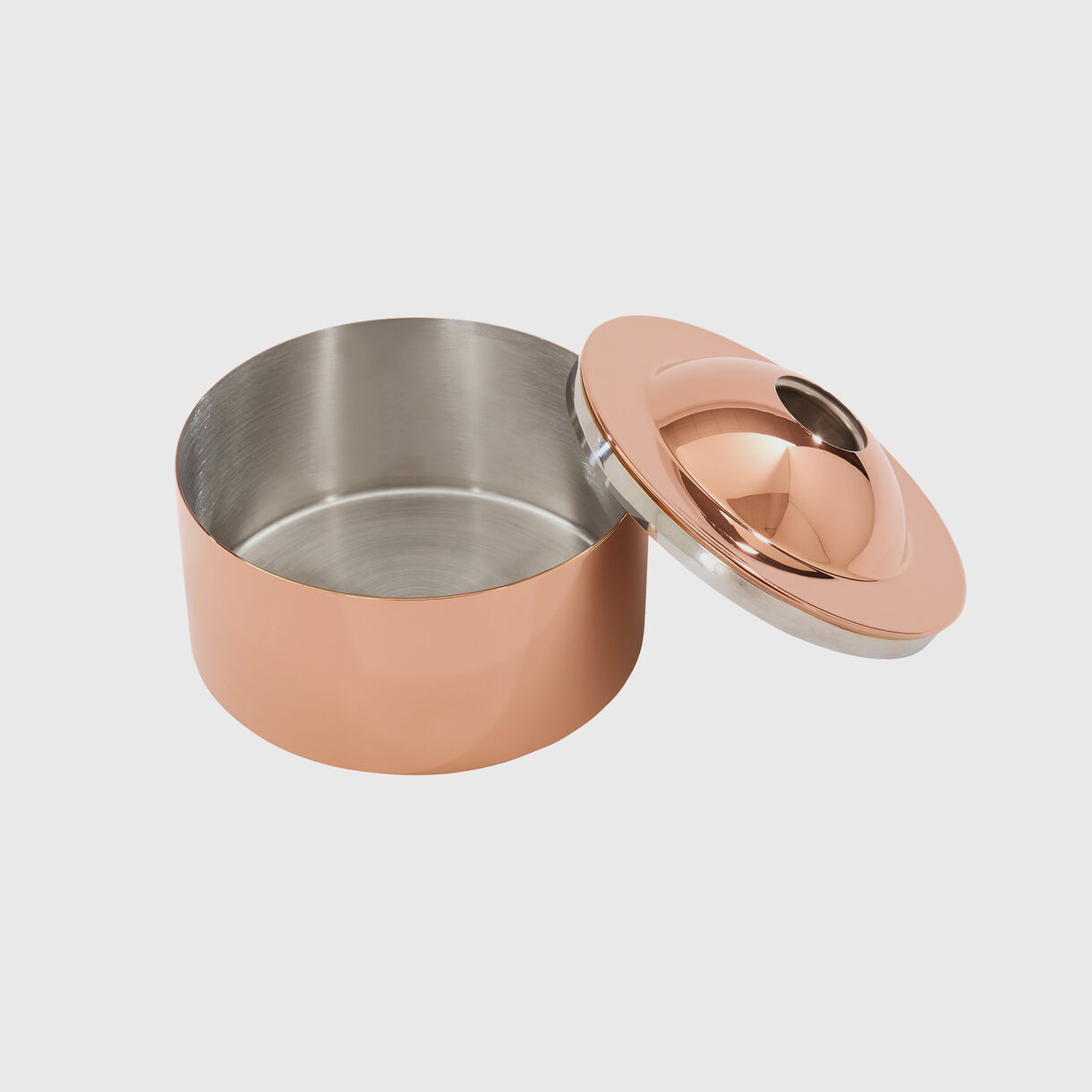 Brew Biscuit Tin, Copper