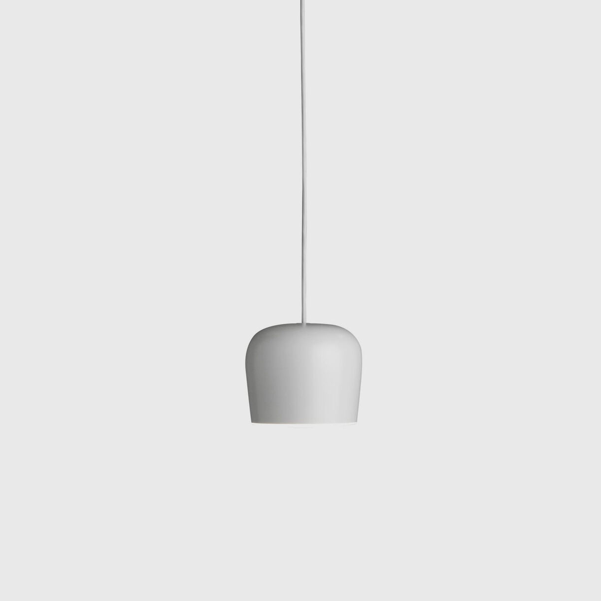 Aim Fixed Suspension Light, White