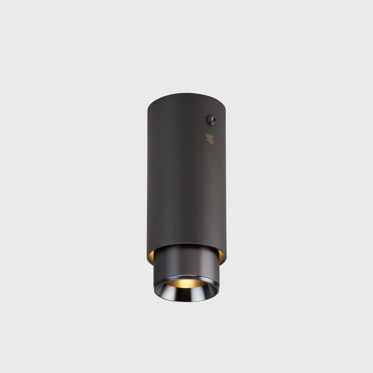 Exhaust Surface Light, Graphite & Gunmetal