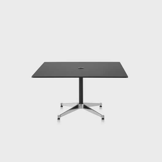 Eames Table with Contract Base